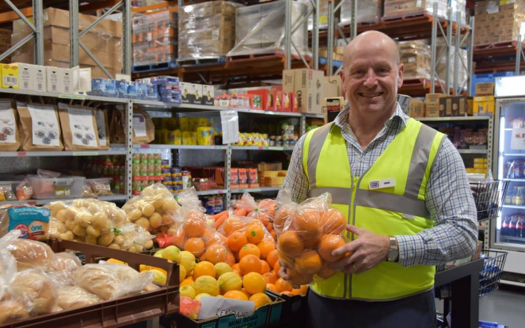 How the Adelaide Food Fringe is Working With Foodbank To Help Fight Food Insecurity