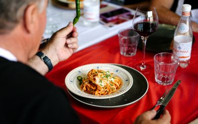 Forza Italia! Adelaide Food Fringe's Little Italy