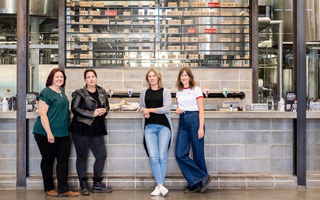Pirate Life takes the lead on female farm produce & becoming a Food Fringe hub